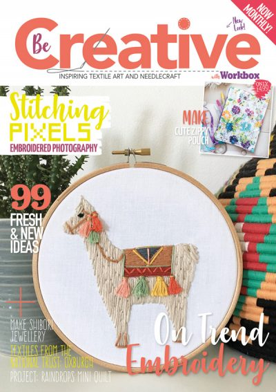 Back Issues - Be Creative With Workbox