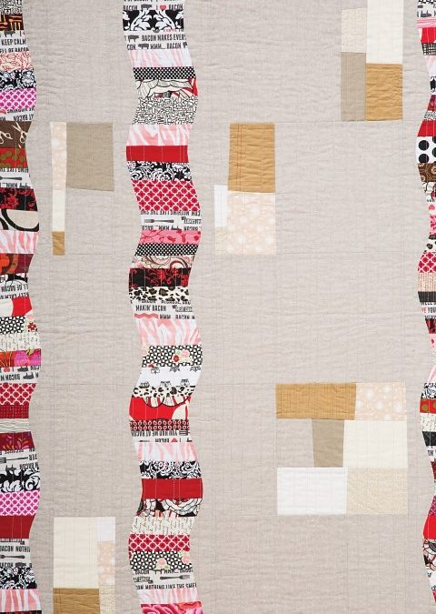 Funky Bacon Quilt