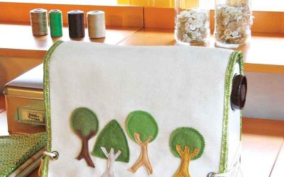 Trees Please SEWING MACHINE COZY