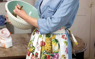 Pretty Girly Apron