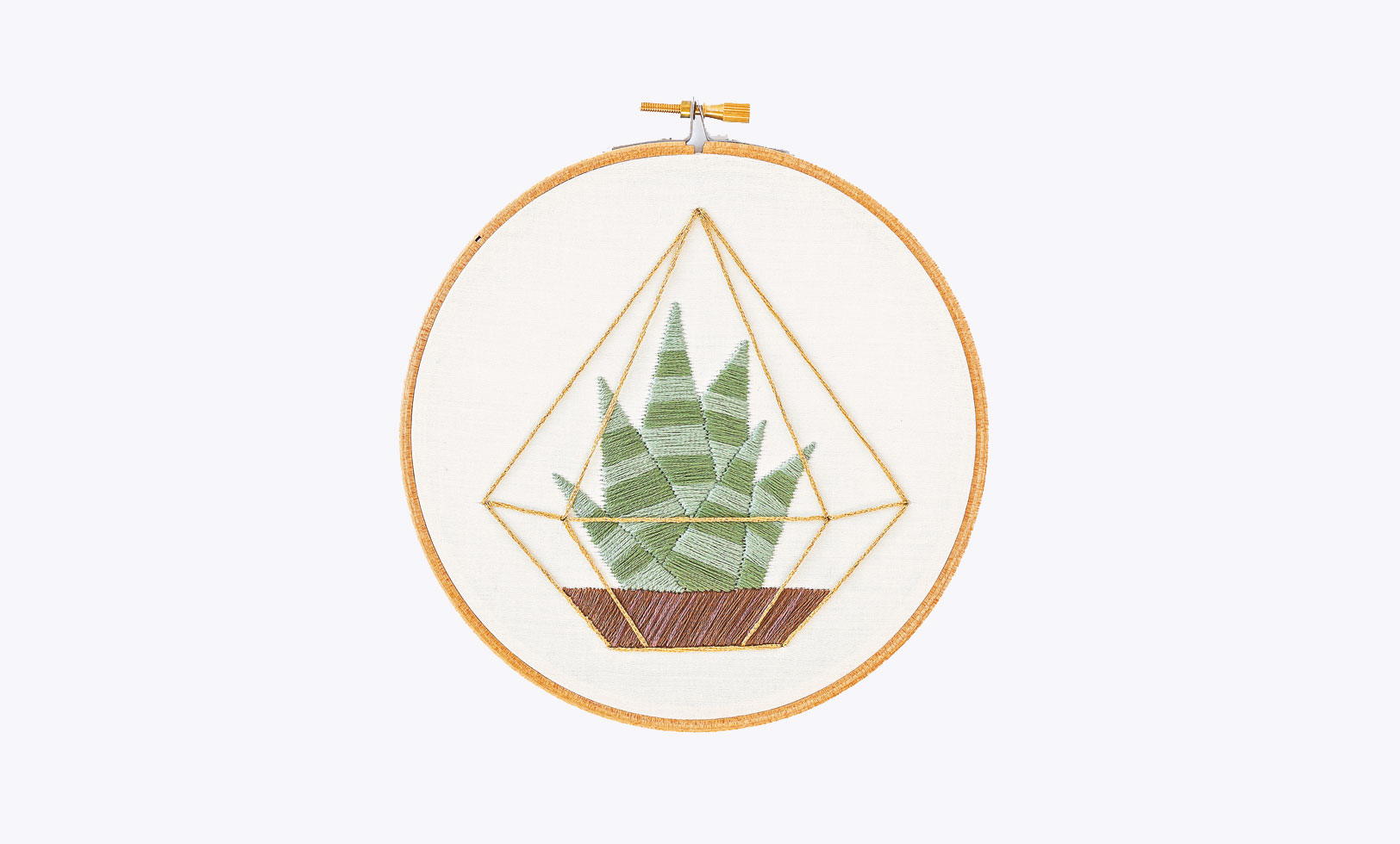 Edgy-Embroidery-Geometric-Succulent-Terrarium