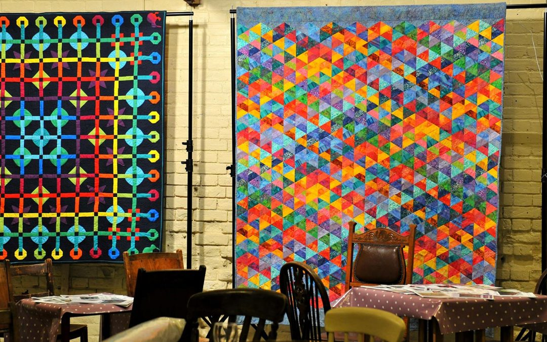 Quilts – The Big Exhibition