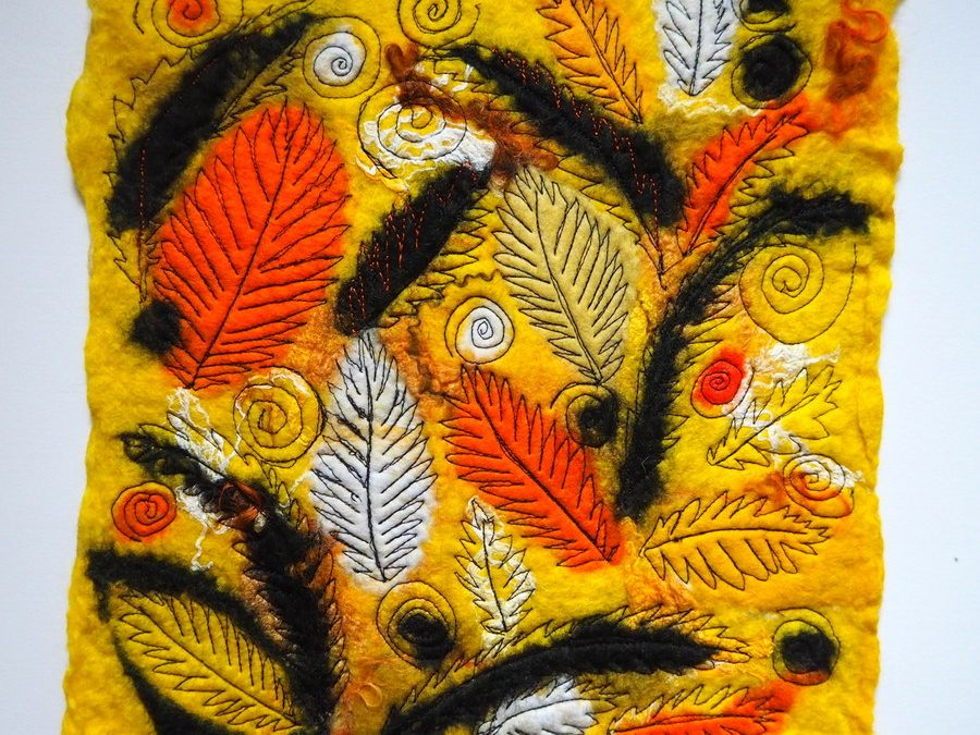Exhibition: On our Doorstep – an exhibition of textile art