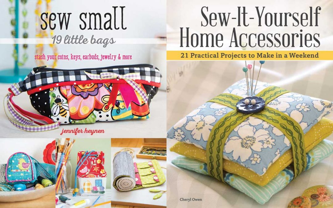 WIN! Two gorgeous sewing books worth over £30