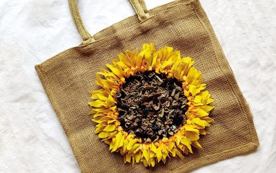 Rag Rug: A Shopping Bag