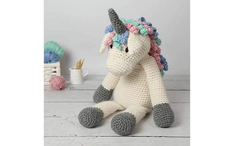Crochet a Cute Unicorn